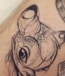 bambi_tattoo-on-move_disney_revisite_mandala