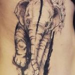 bambi_tattoo-on-move_tatouage_babyelephant_elephant_pattern_graphic