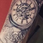 bambi_tattoo-on-move_tatouage_rose-floxer_montre