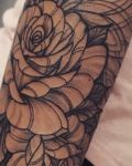 bambi_tattoo-on-move_tattoo_taouage_rosestattoo_roses_mandalatattoo_mandala_mandaladesign_ornemental_ornamental_dotwork_linetattoo