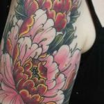 bambi_tattoo-on-move_tattoo_tatouage_peony_pivoine_couleur