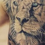 bambi_tattoo_on_move_lion_realisme